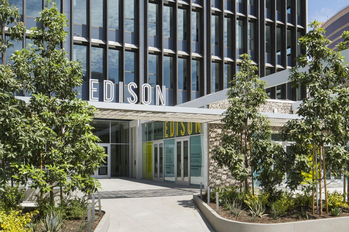 Edison Long Beach