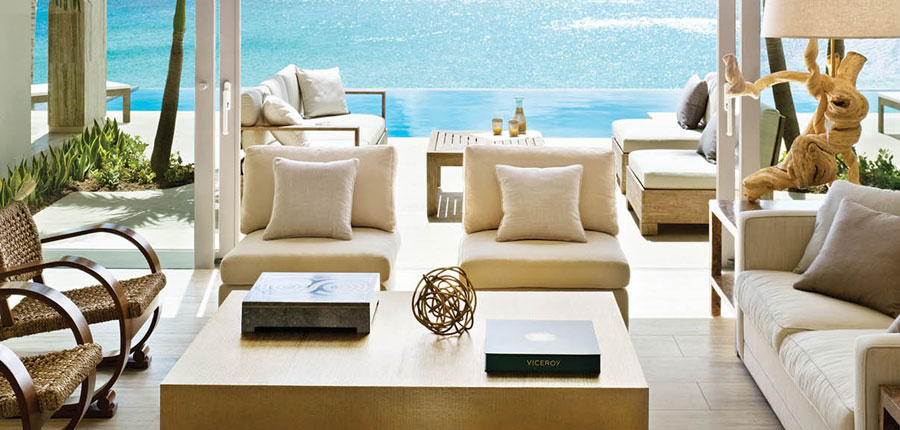 Viceroy Anguilla Living Room
