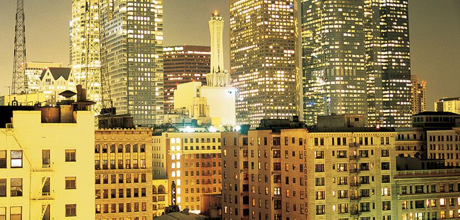 "The Santa Fe Lofts is an adaptive reuse project of downtown Los Angeles lofts."" title=""The Santa Fe Lofts is an adaptive reuse project of downtown Los Angeles lofts."