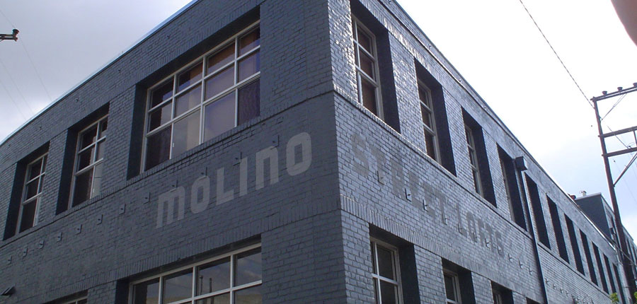 Real estate investment firm The Kor Group renovated Molino Street Lofts.