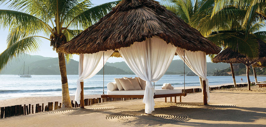 Real estate investment firm The Kor Group acquired and renovated Viceroy Zihuatanejo in 2007.