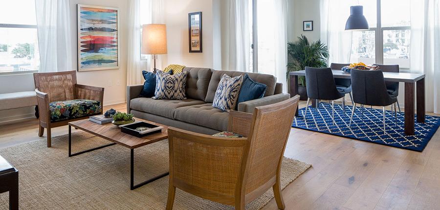 Veo living room